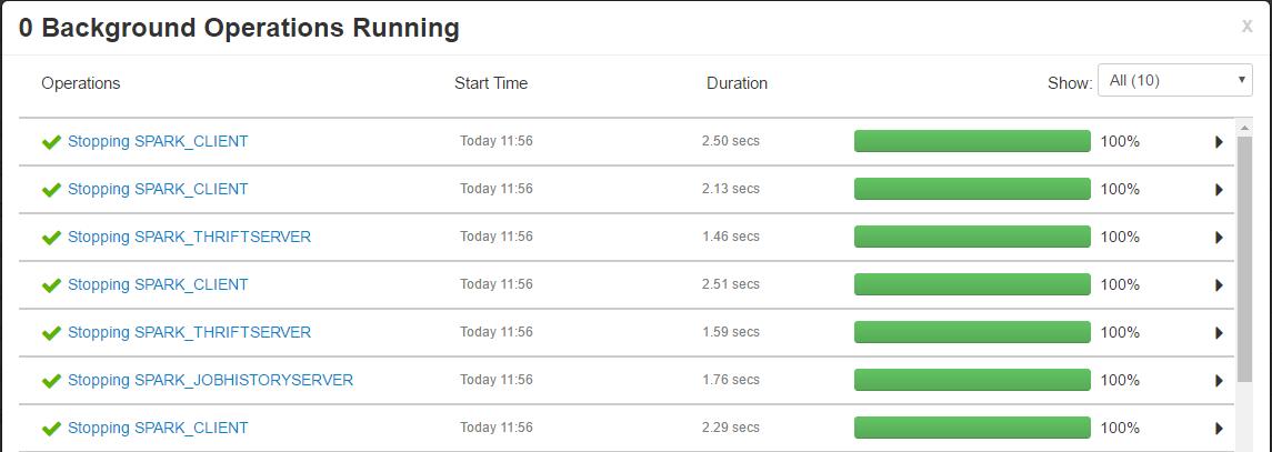 Solved: Ambari REST API to restart all services - Cloudera