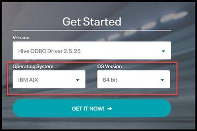 CLoudera IBM Driver question.jpg