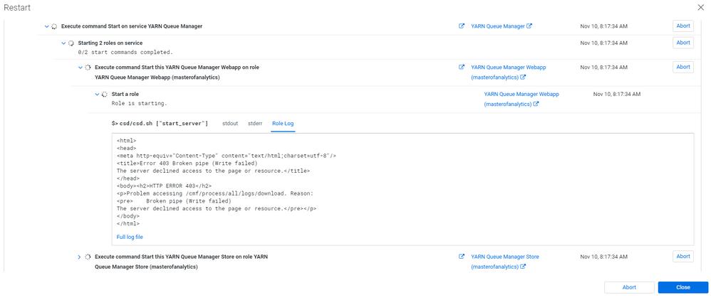 cluster_restart_YARN_certificate_error.png