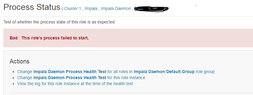 Impala role Failed.PNG