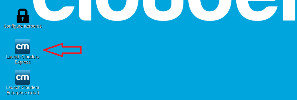 Cloudera Express Launch Icon.png