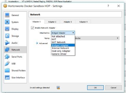 how to access HDP sandbox from a remote machine wi
