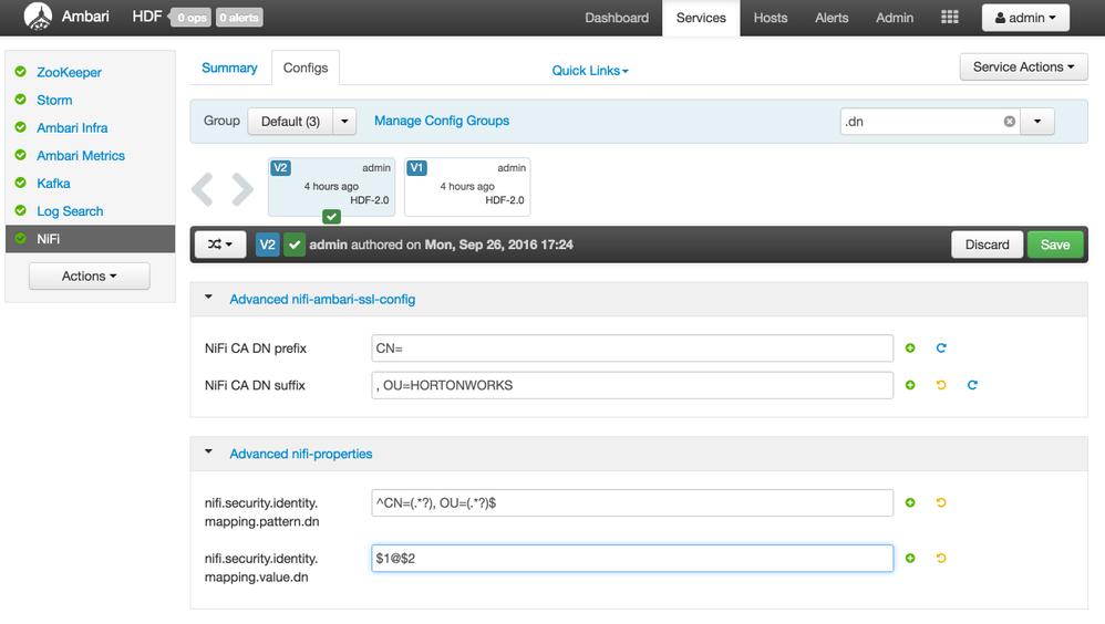 HDF 2 x/3 x: enable SSL for Apache Nifi from Ambar