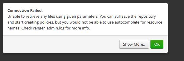 ranger-test-connection-error.png