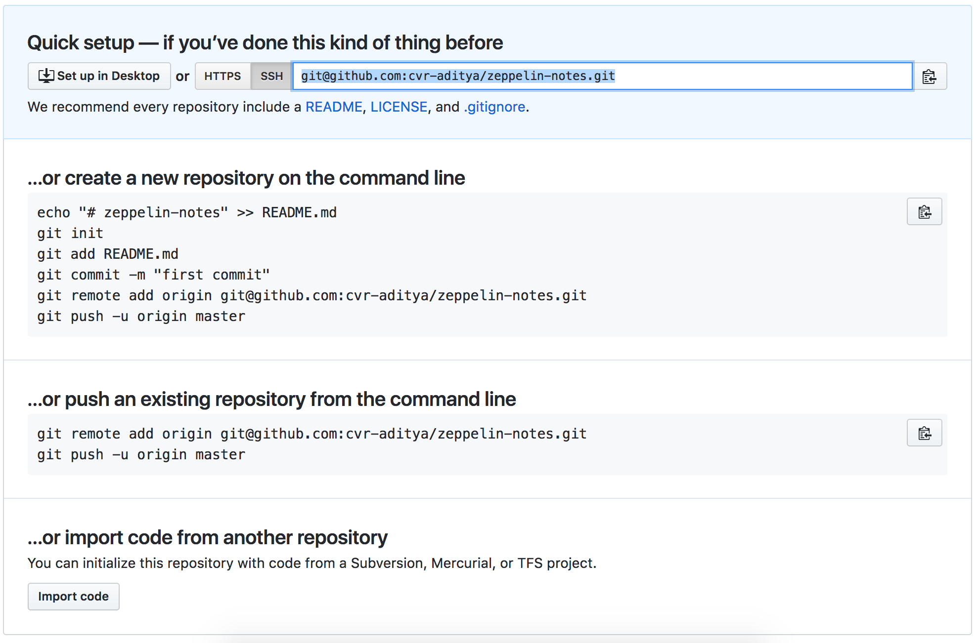 By Photo Congress || Github Import Existing Git Repository