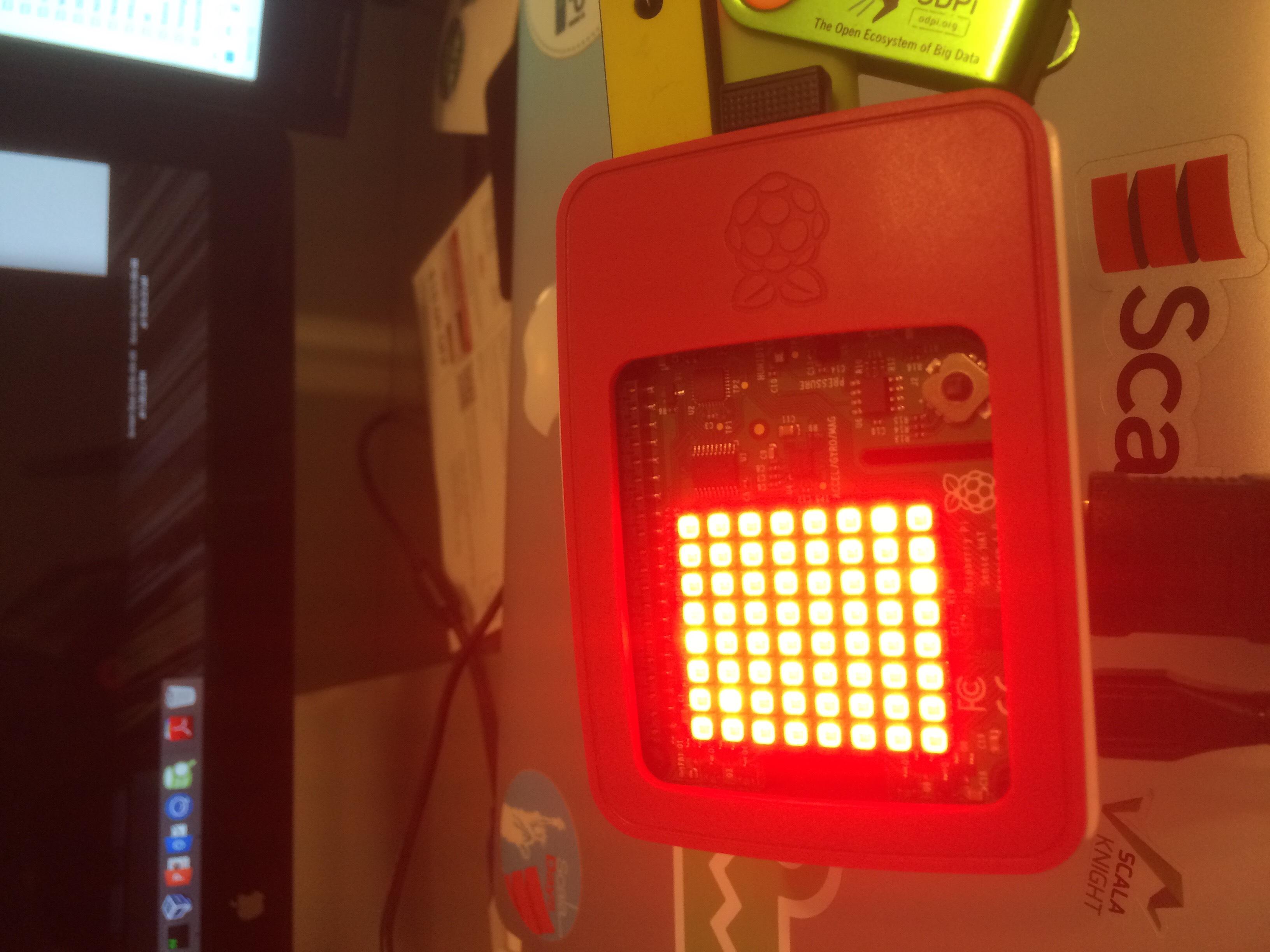 Reading Sensor Data from Remote Sensors on Raspber