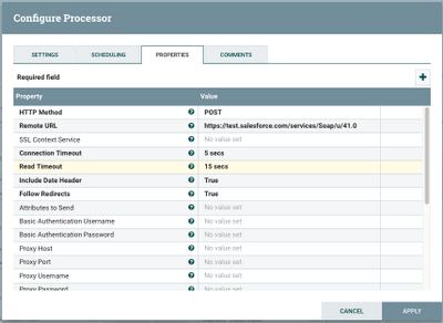 Integrating with Salesforce - Using the SFDC SOAP
