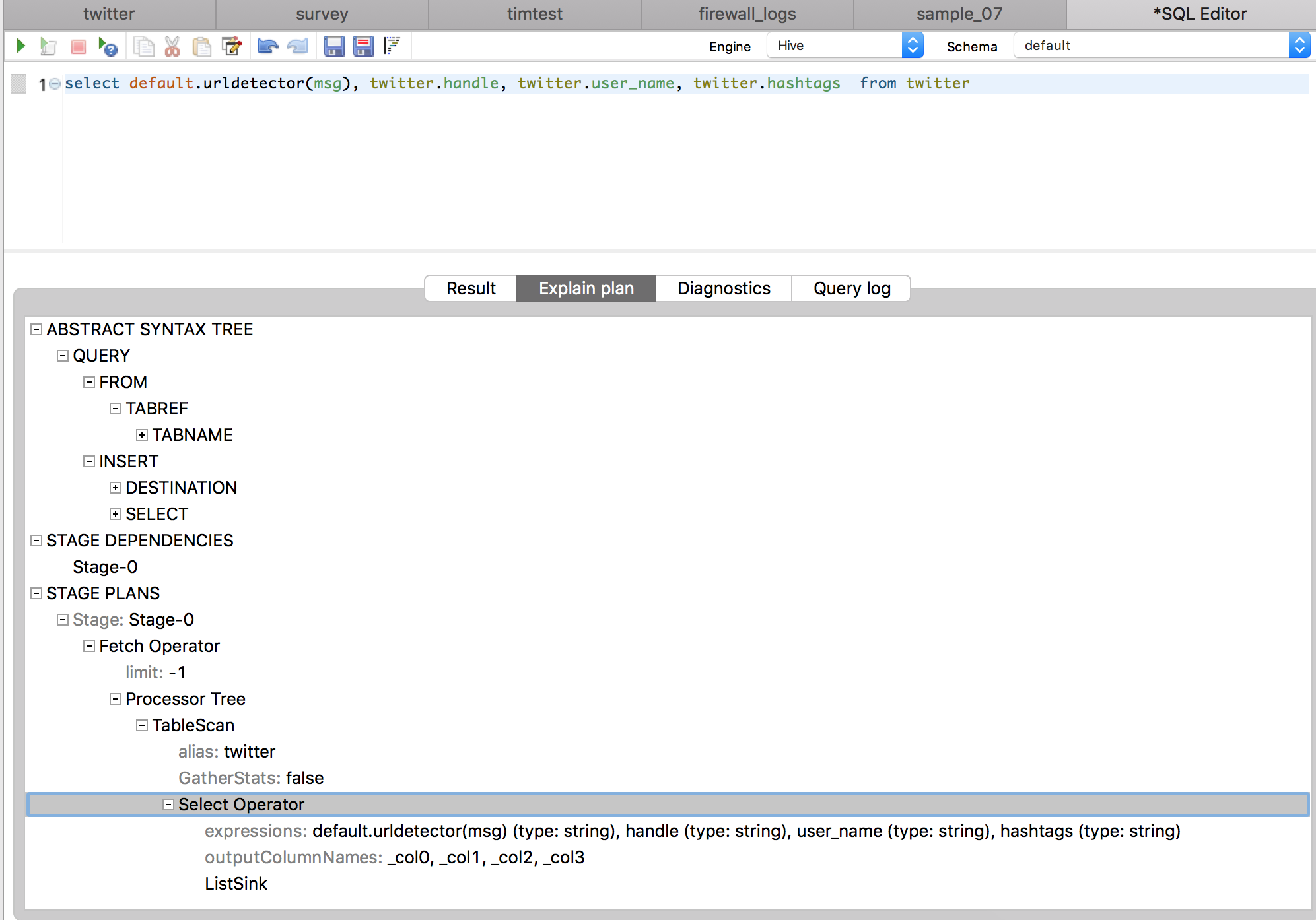 Using Toad for Hadoop with HDP 2 4 - Cloudera Community