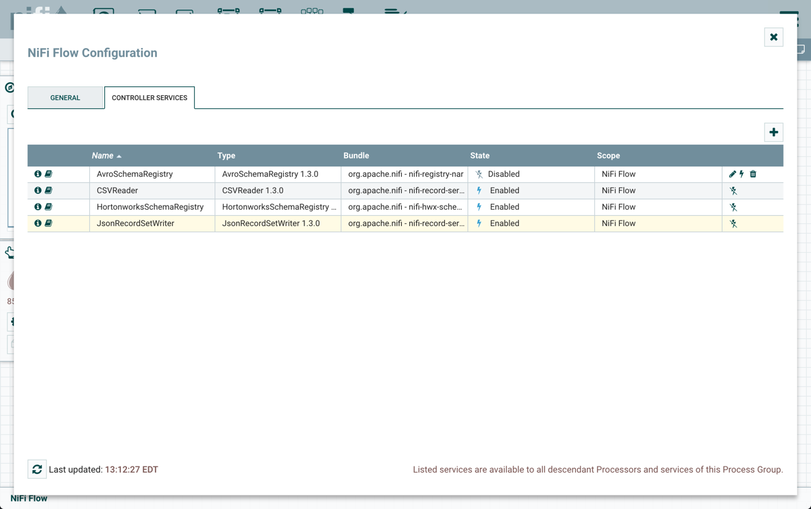 Installing a local Hortonworks Registry to use wit