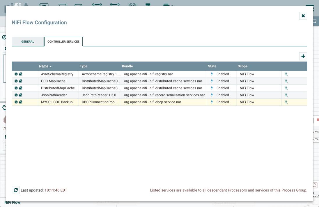 Change Data Capture (CDC) with Apache NiFi (Part 1