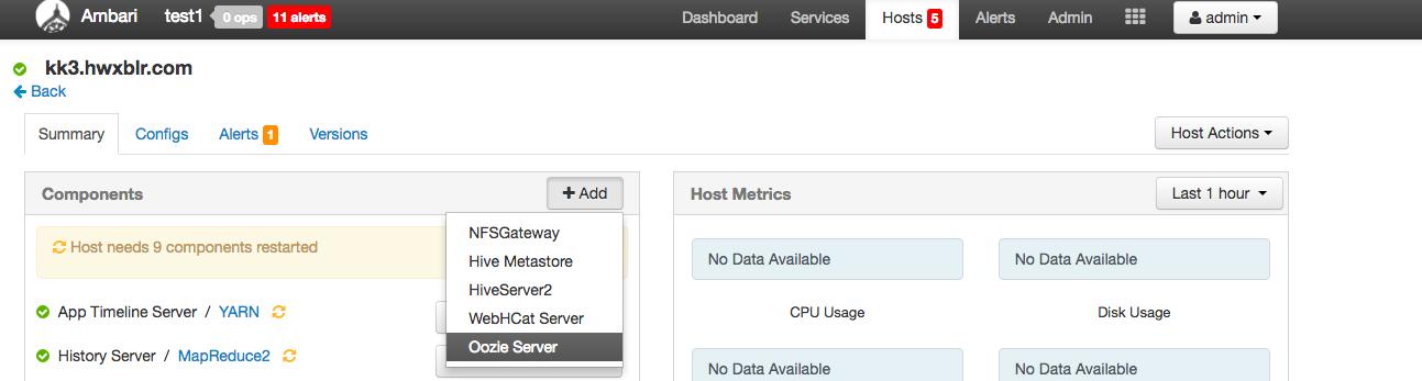 Oozie HA configuration with Kerberos - Cloudera Community