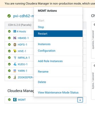 Install Nifi on one node using Cloudera Flow Manag
