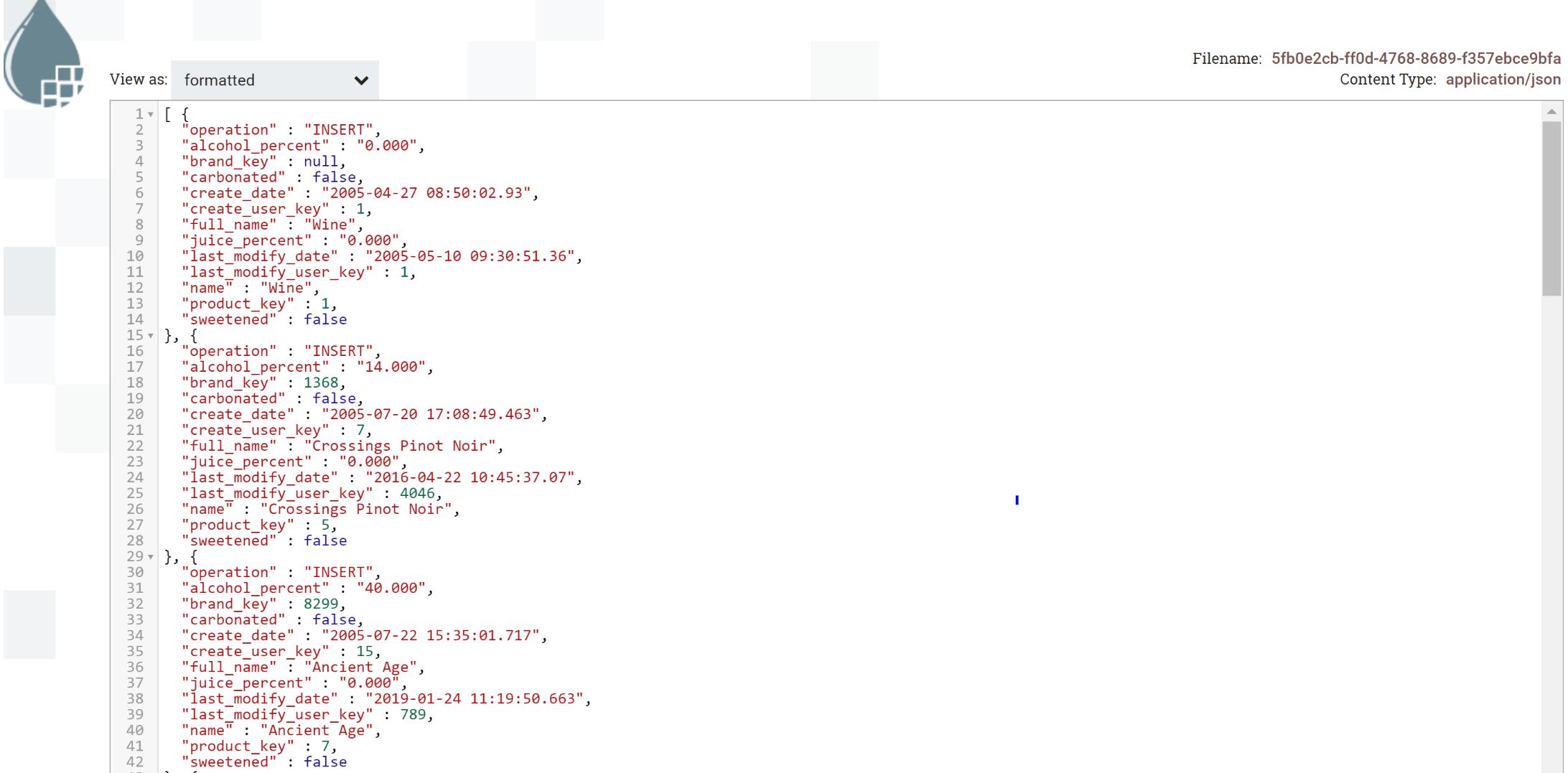 Apache nifi - Split json error when an array has o