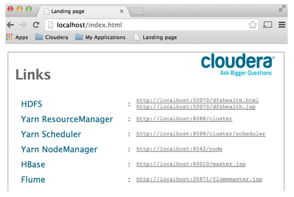 How can i install CDH5 on mac, Yosemite? - Cloudera Community