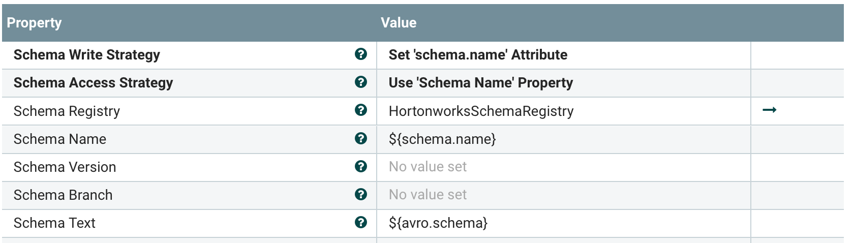 How to auto-register new/modified schema in HWX Sc
