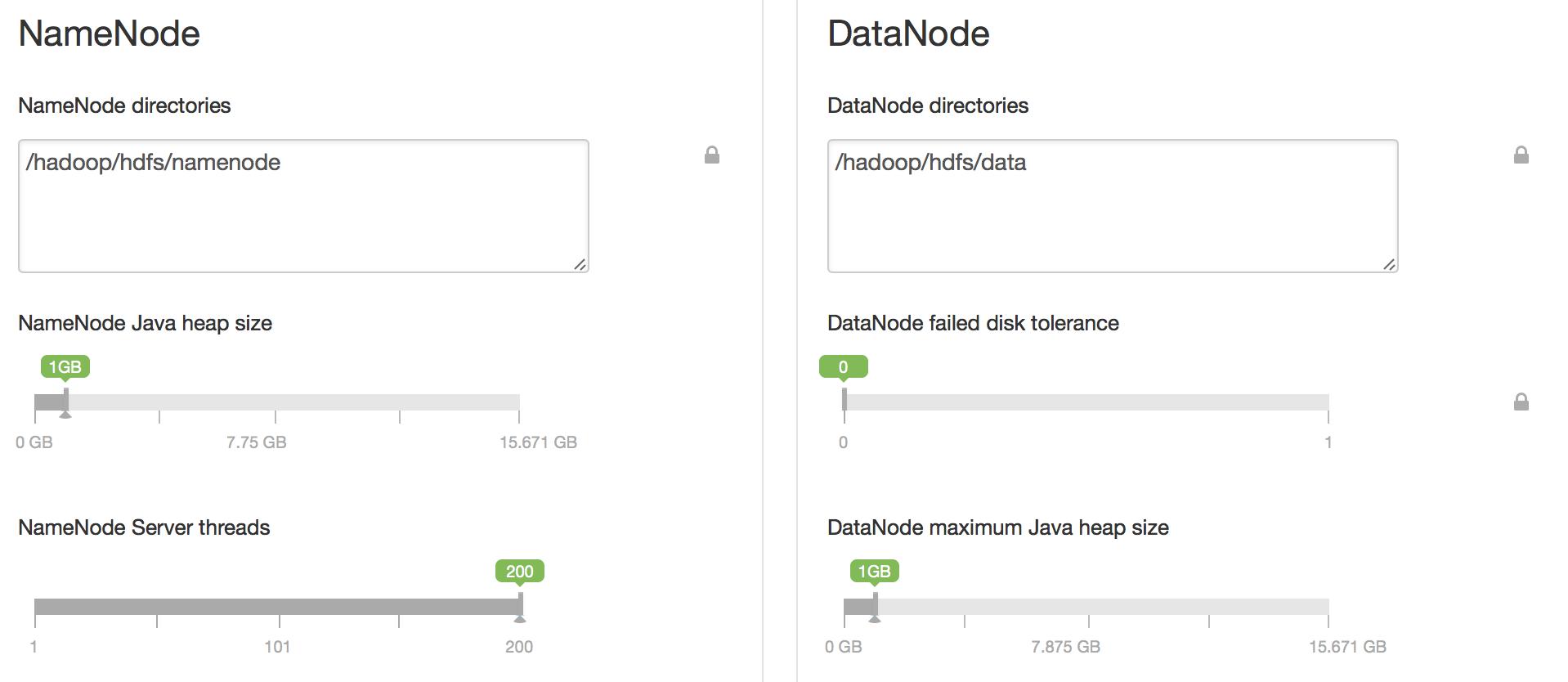 Cannot start NameNode service on the master node - Cloudera