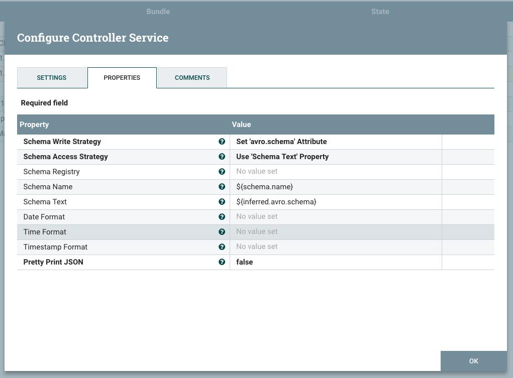 Solved: Am I Configuring NiFi's AvroSchemaRegistry Correct