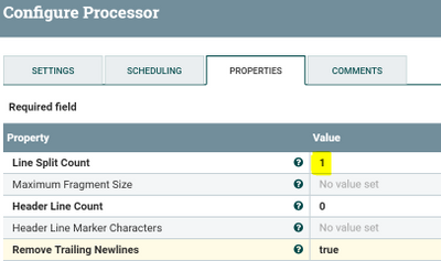 Solved: nifi processor to copy the data between hive table