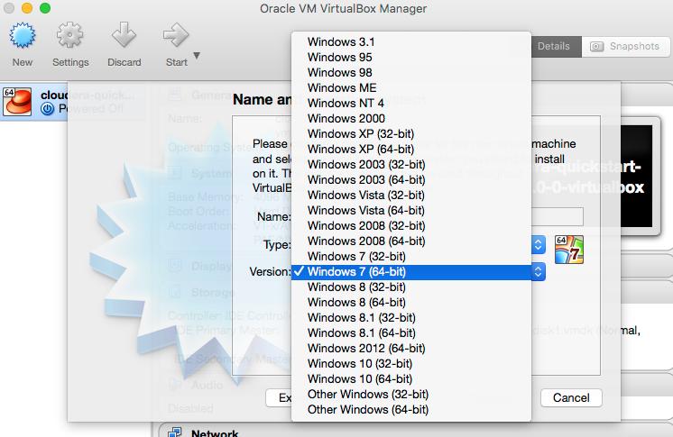 Solved: Re: cloudera-quickstart-vm-5 7 0-0-virtualbox not
