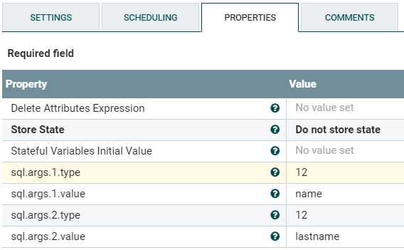 NIFI load data from CSV to database - Cloudera Community