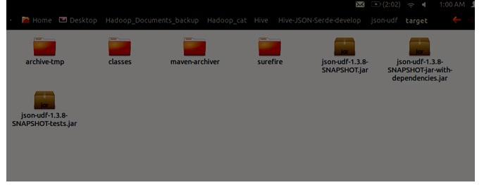 Json HIve clarification - Cloudera Community