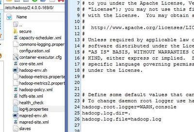 Hadoop Datanote Log Entries - Cloudera Community