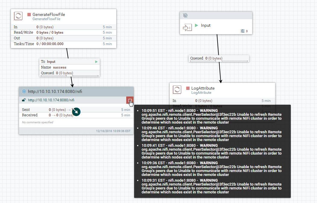 Solved: Load Balance NiFi Cluster - Cloudera Community