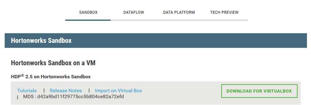 Solved: Unable to install HortonWorks Sandbox on VirtualBo