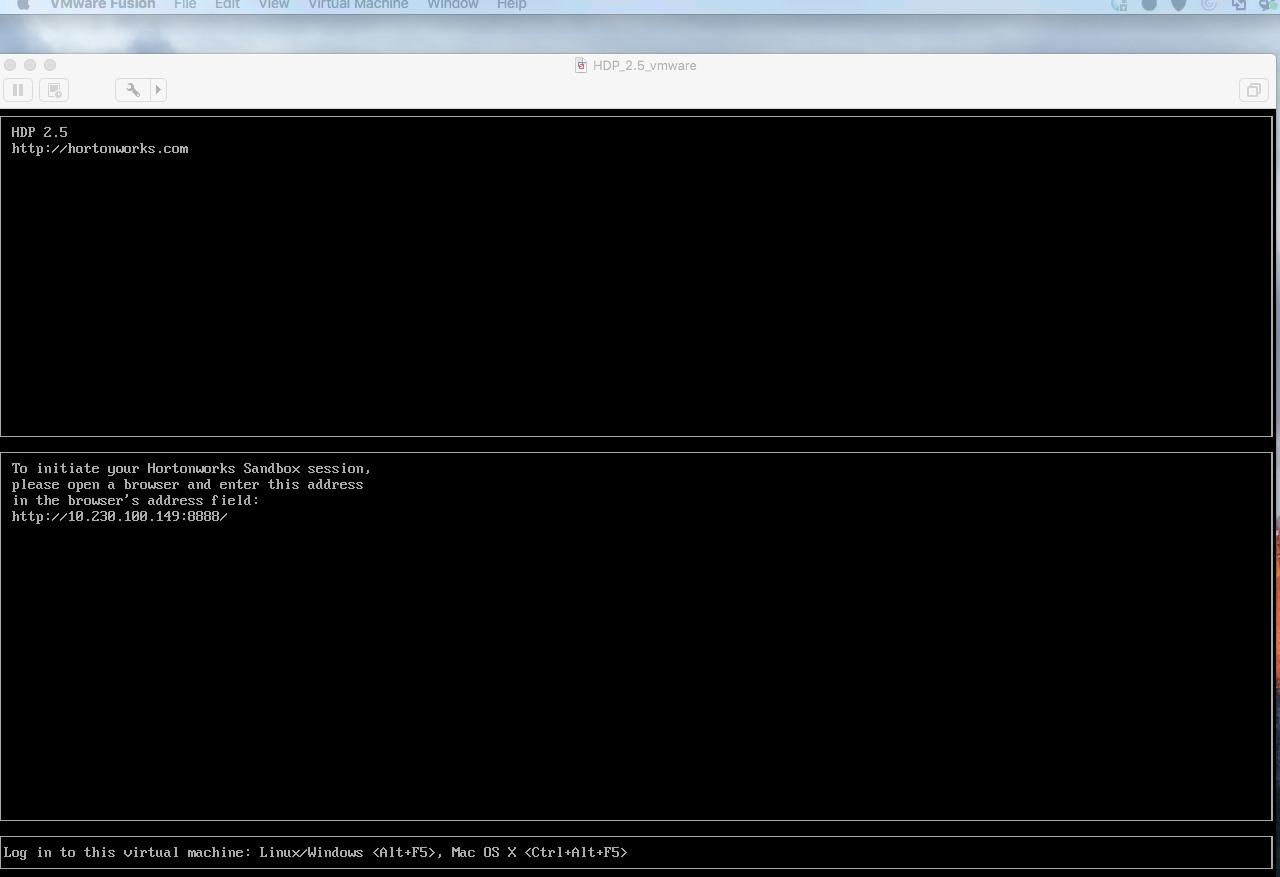 Unable to login virtual machine - Cloudera Community