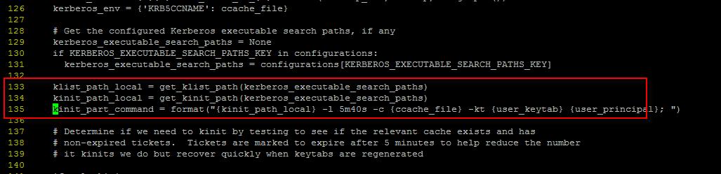 Solved: [Ambari] Critical Random Alerts: connection failed