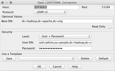 Solved: Re: how to connect to Demo LDAP server with LDAP-G