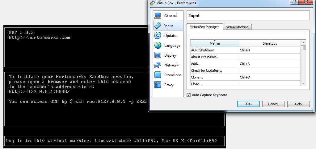 Solved: How to SSH into HortonWorks Sandbox using Putty