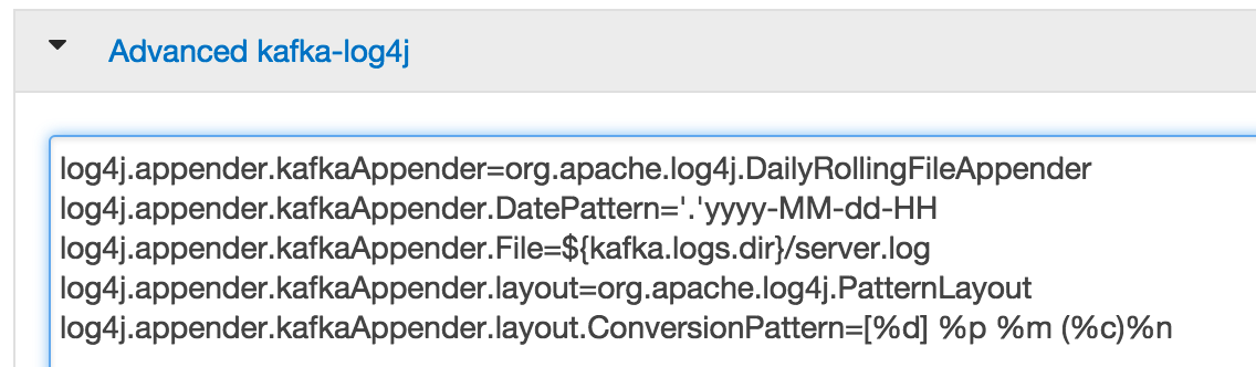 Solved: Controlling size of the kafka out log file