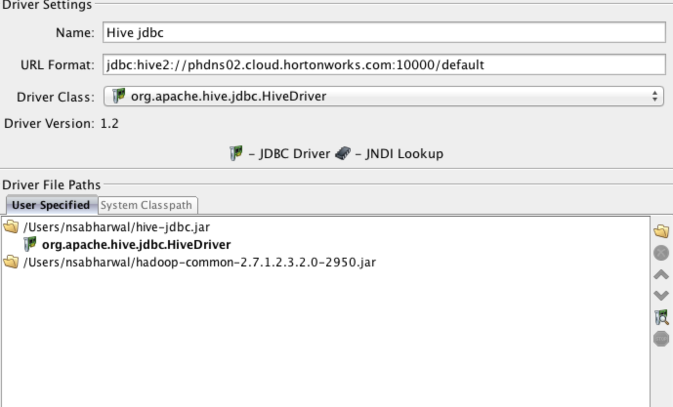 Solved: How to Do I get the Hive JDBC Driver for My Client