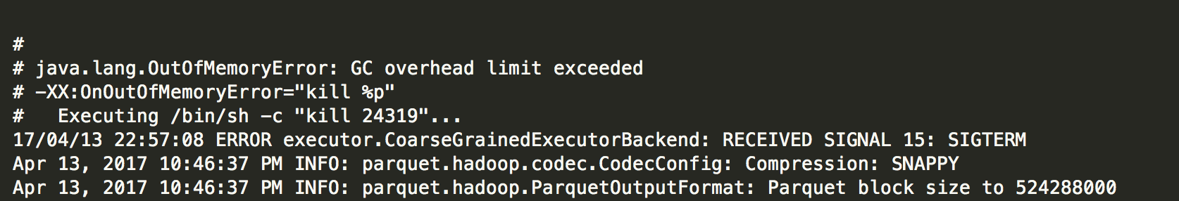 Executing Functions using the Apps Script API