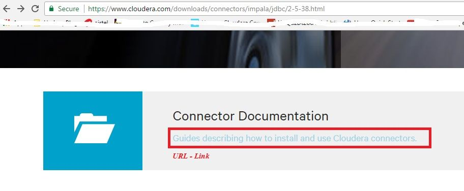 Re: Impala-jdbc - Connector Guideline page 403 err    - Cloudera
