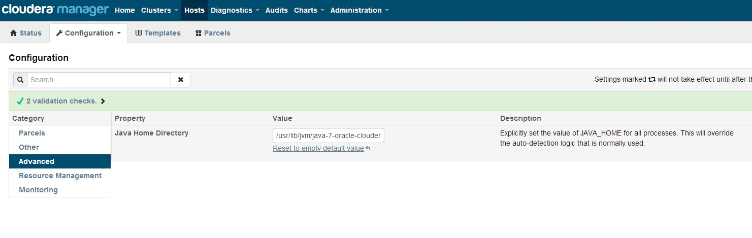 How to install Java 1 7 with Cloudera Manager? - Page 2 - Cloudera