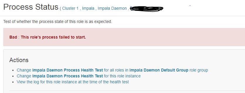 Impala role Failed.PNG