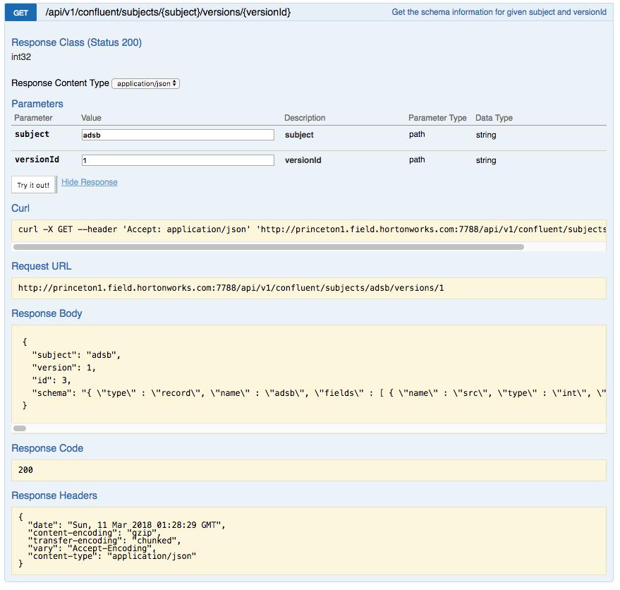 Big Data DevOps: Apache NiFi - HWX Schema Registry